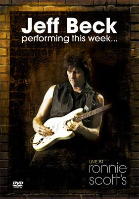 JEFF BECK_PERFOMING THIS WEEK