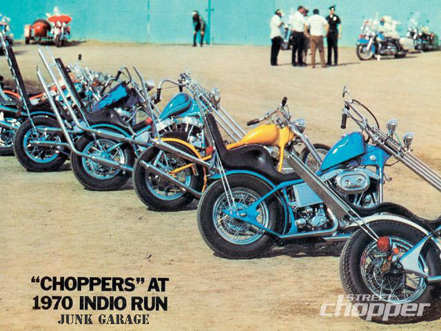 1970 INDIO RUN