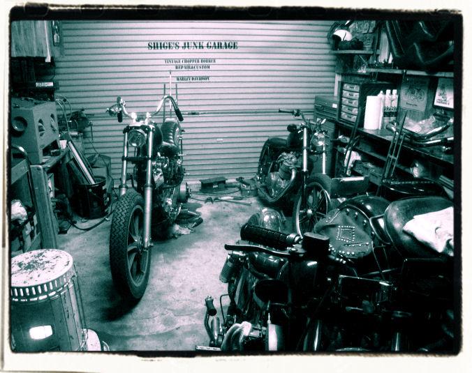 Junk Garage