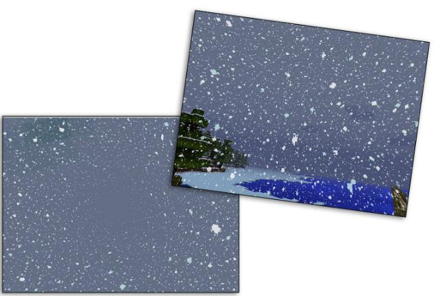 MCジングルジングル雪が降る