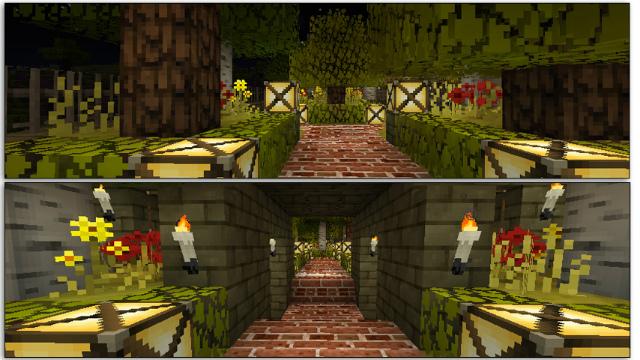 MC庭園完成1.4