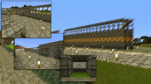 MCM2012.3.7駅の建設現場