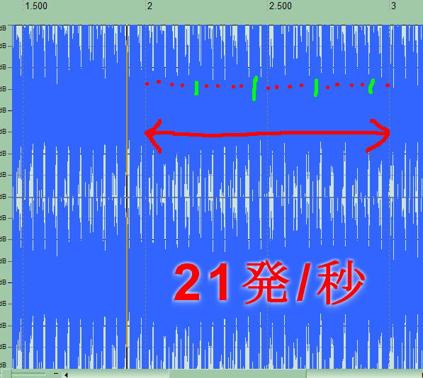 P90ハイサイギアSHS21発秒