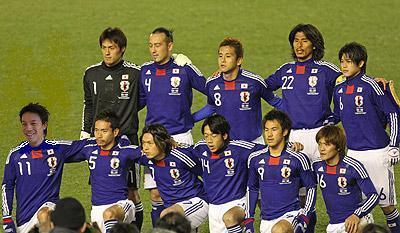 サッカー日本代表@