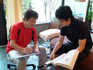 川尻と勉強会2