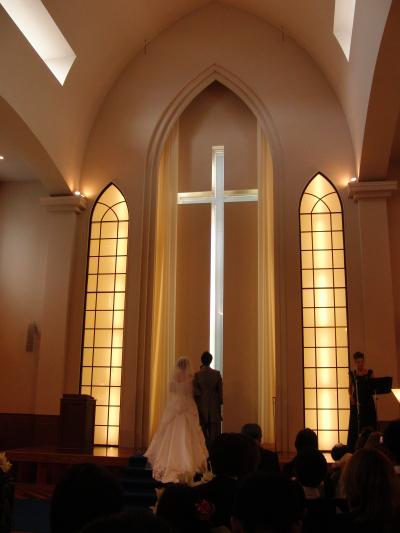 結婚式 神津