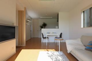 低価格住宅の内装