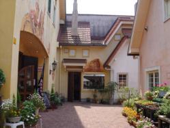 バレルバレー チェコ村 レストラン入り口