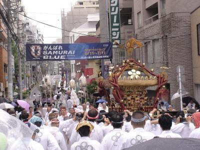 湯島天神例大祭4