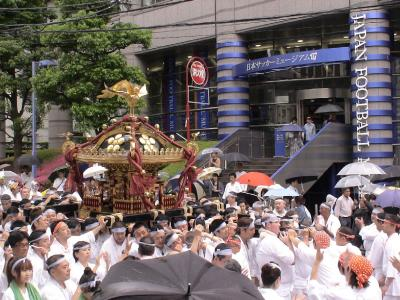 湯島天神例大祭3