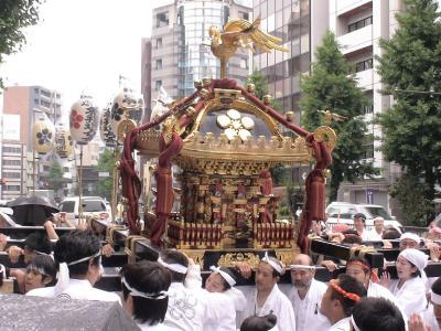 湯島天神例大祭1