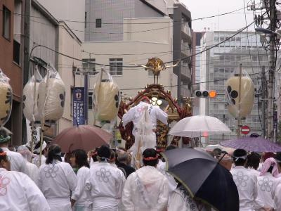 湯島天神例大祭2