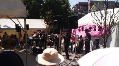 帝塚山音楽祭エントランスステージ