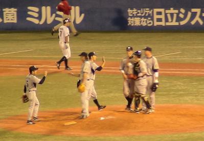 阪神勝利!!