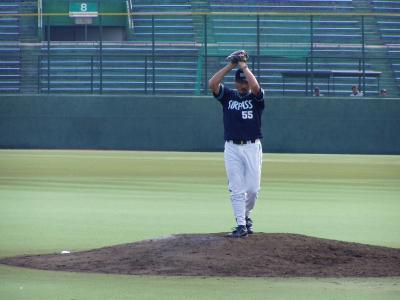 サーパス(オリックス) 吉井選手