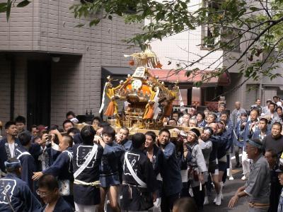 櫻木神社大祭