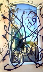 10月18日 絵画館窓フェンス