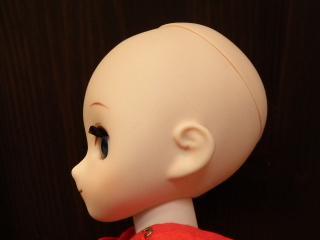 アイちゃんの耳