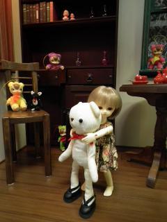 クマ捕獲。