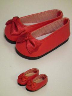 小さい靴と小さい小さい靴。