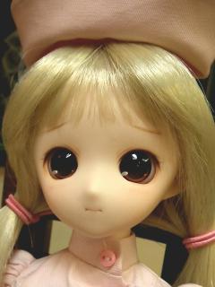 困り眉の開眼姫。29000円