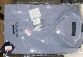 百円のカッターシャツ
