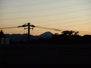 2009.10.8 富士山