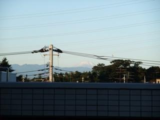 2009 10.11 富士山