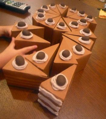 11月2日チョコケーキ