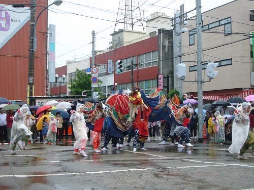 H220523獅子舞共演会島分②