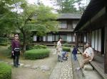 福島民家園