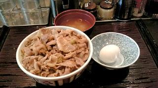 昭和食堂名物スタミナ丼