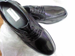 20110903大塚ハッシュの靴