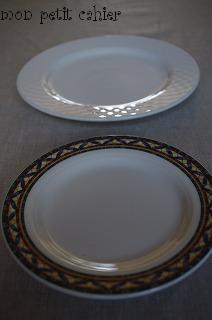 Villeroy&Bochのお皿2種