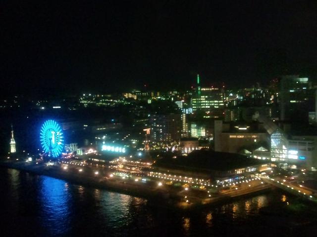 8.28 神戸ポートタワーから