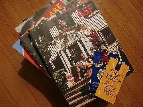 a&f catalogue
