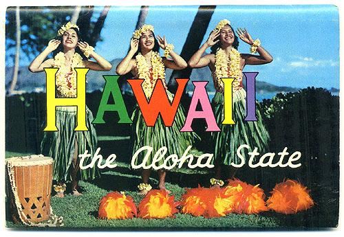 hi postcard
