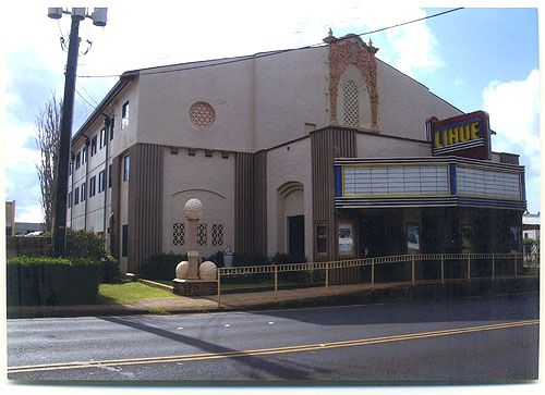 lihue theater