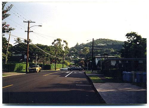 makiki road