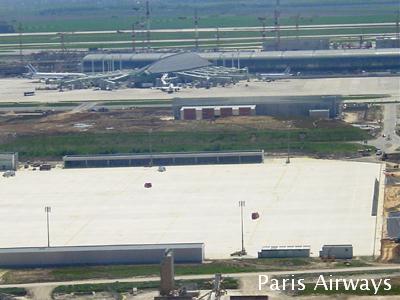 シャルル・ド・ゴール空港 パリ