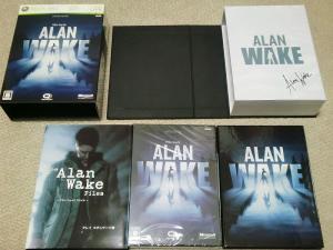 AlanWake限定版01