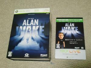 AlanWake限定版00