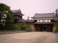 上田城 大手門