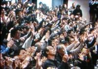 天覧相撲の観客