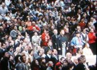 天覧相撲 観客