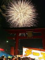 夏祭 神社