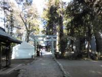 生品神社 初詣
