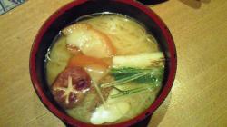 潮汁にゅー麺
