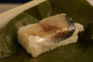 柿の葉寿司 03
