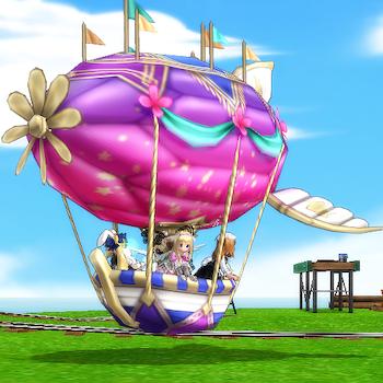 カーニバルの飛行船4
